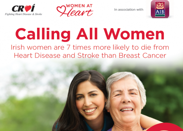 Croí Women at Heart - FREE Blood Pressure & Pulse Checks