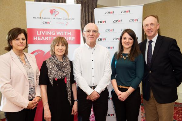 Nationwide Heart Failure Patient Alliance launched in Galway