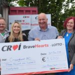 Croi Braveheart Lotto helping local athletic club fundraise.