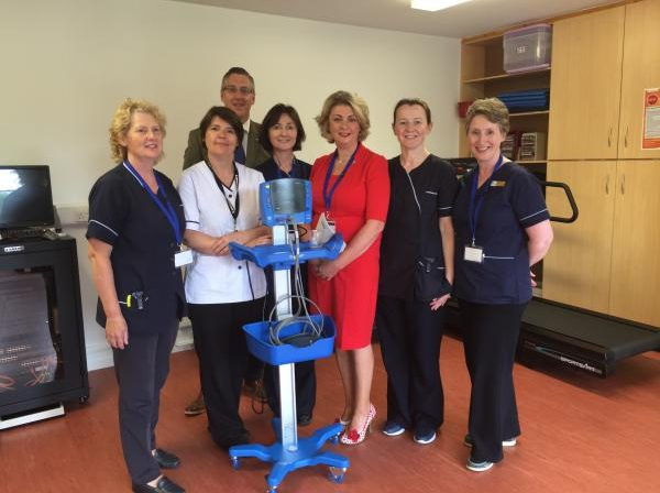 New equipment for Roscommon General Hospital