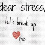 Take a break from Stress
