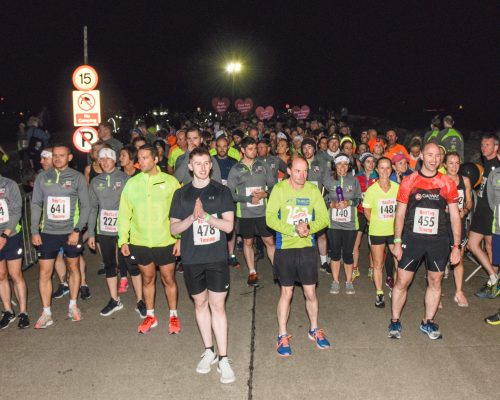 5th Annual Croí Night Run