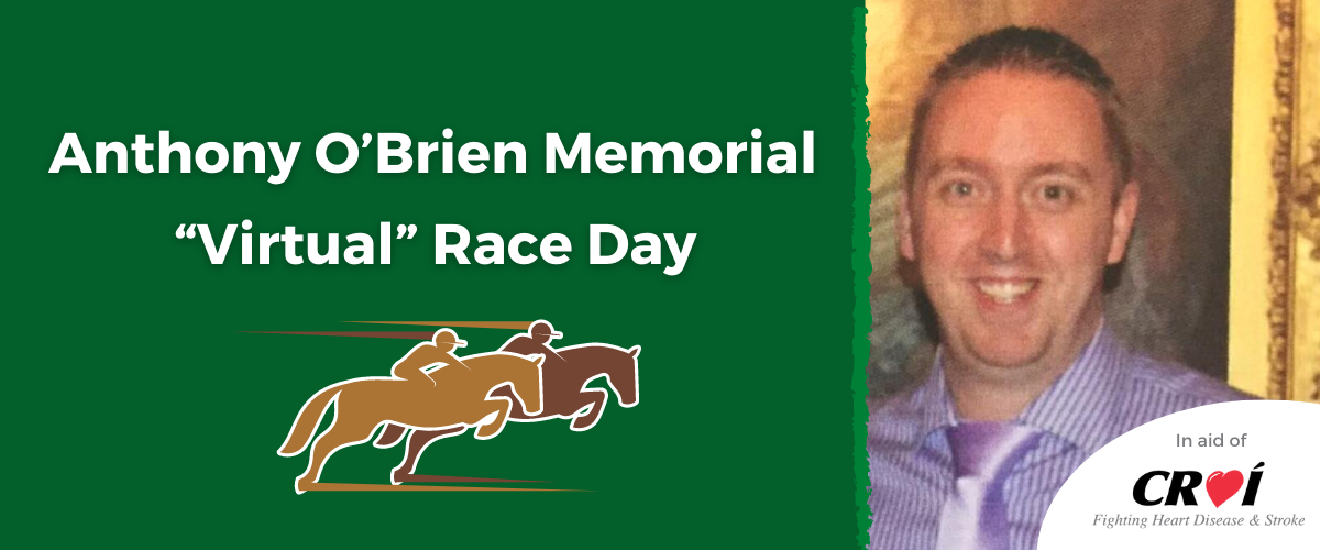 "Anthony O'Brien Memorial ""Virtual"" Race Day"