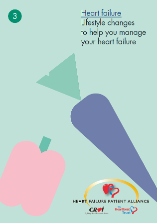 HEART FAILURE: Lifestyle Changes to help you manage your Heart Failure