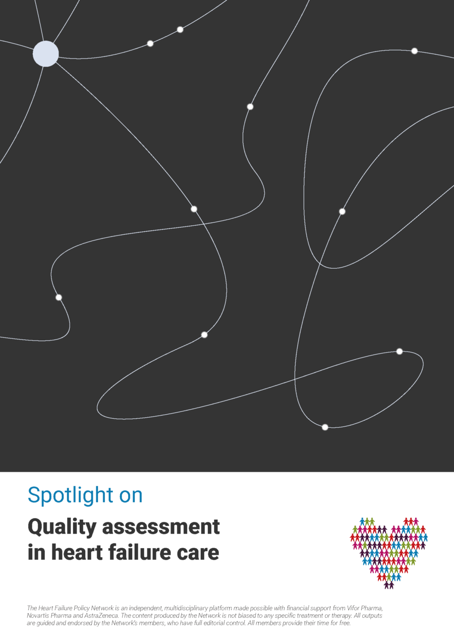 Spotlight on Quality assessment in heart failure care