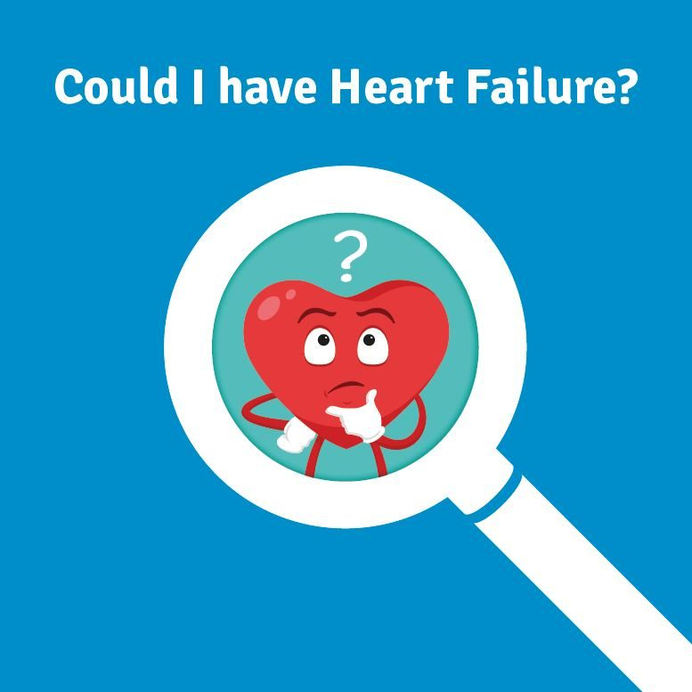 Could I have Heart Failure? (Early Diagnosis Leaflet, supported by Novartis)
