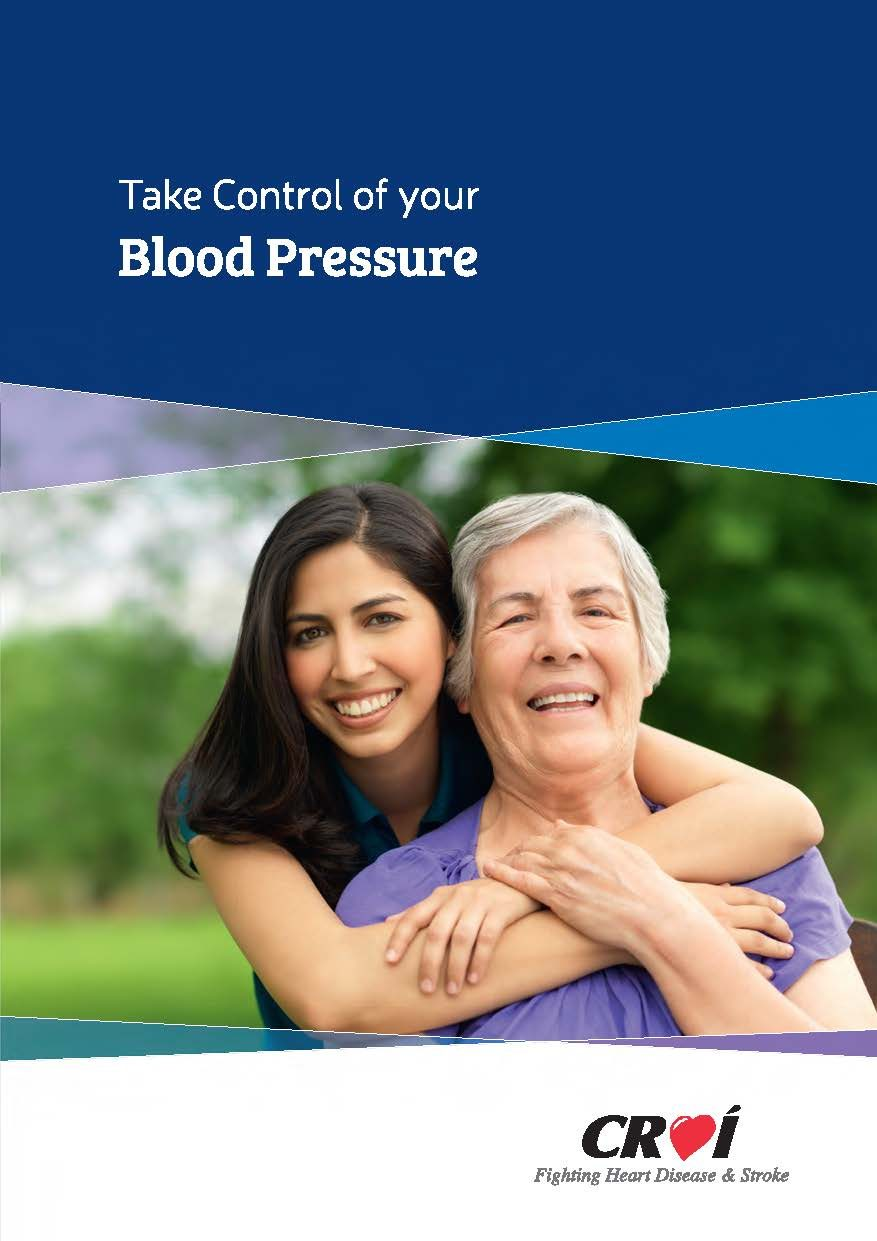 Take Control of your Blood Pressure (Croí Booklet)