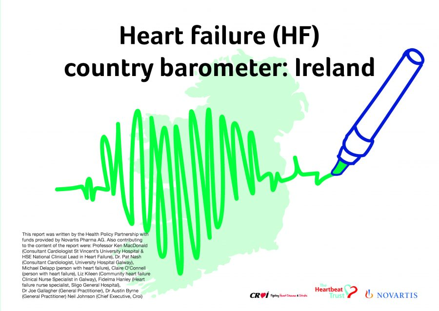 Heart failure (HF) country barometer: Ireland