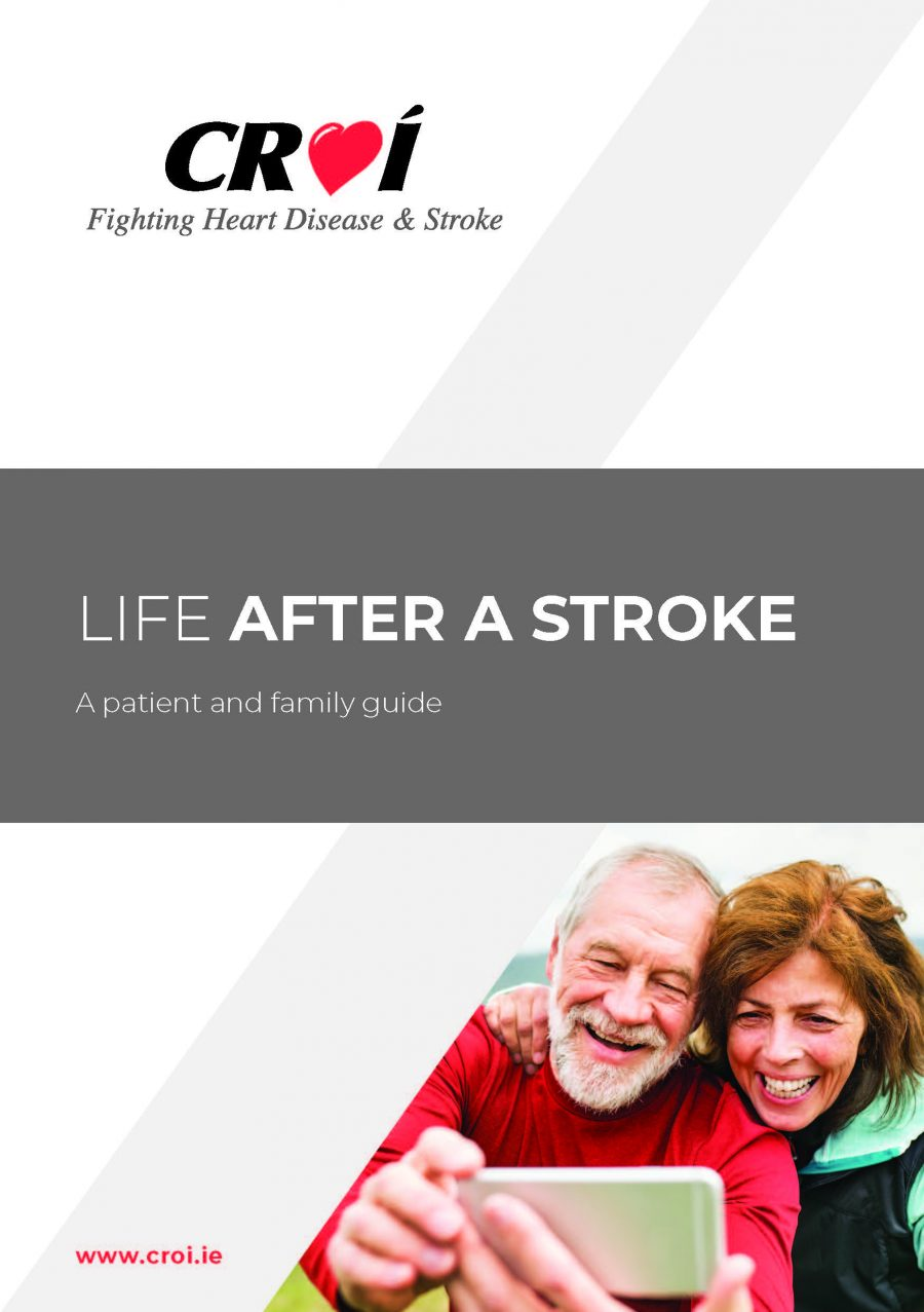 Life after a Stroke - A patient and family guide (Croí Booklet)